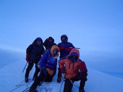 6/30/07 12:02am - Denali Summit