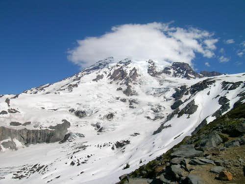 View from Glacier Vista