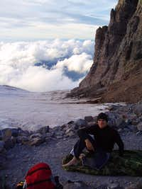 Bivy at Schurman