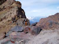 Ranger Hut at Camp Schurman