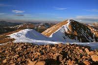 Mount Sniktau from the Southwest Ridge