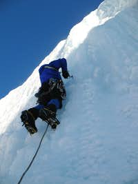 Central Pillar Weeping Wall - Banff