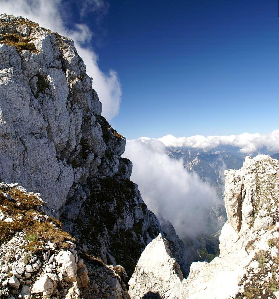 Monte Cimone summit