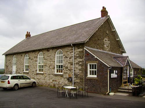 The Bog Visitor Centre and Cafe