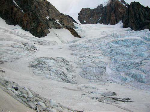 Glacier du dome
