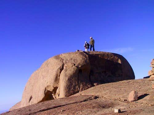 Jebel (Mount) Serbal