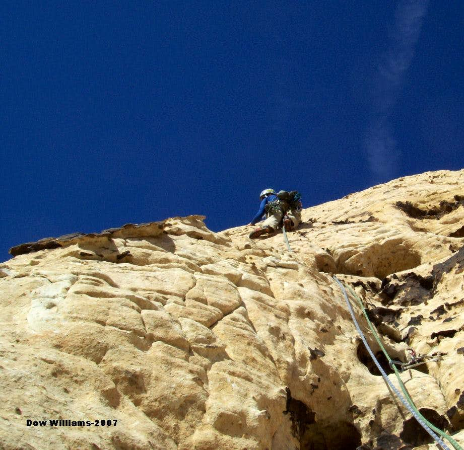 Horndogger Select, 5.8, 3 Pitches