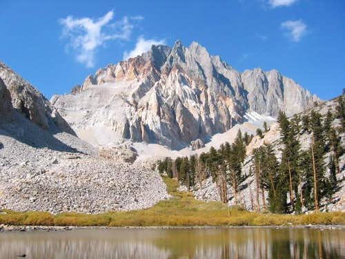 Split Mountain East Face...