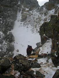 16 - Climbing the Ledge