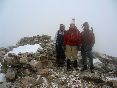 19-The Summit of Pawnee Peak