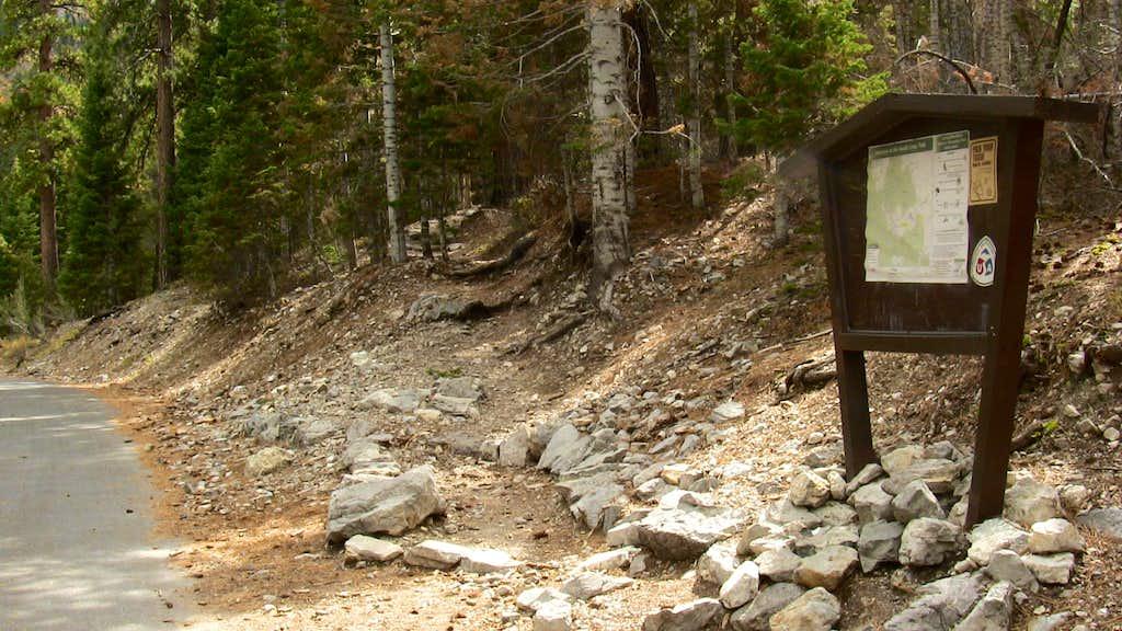 South Loop Trailhead (2)