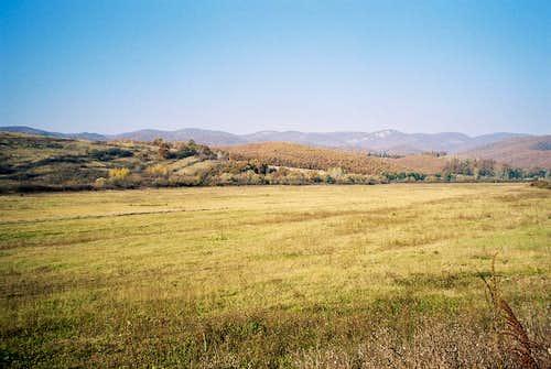 Western-Bükk from Felsõtárkány (village)