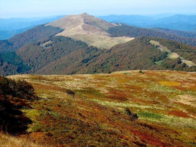 Mount Smerek (1222 m)