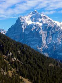 The Wetterhorn (3701 m)