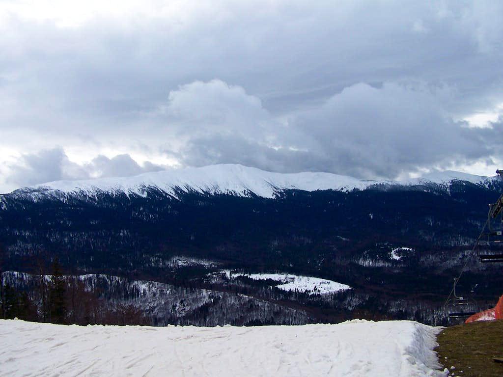 Babia Góra-Polish Mountains