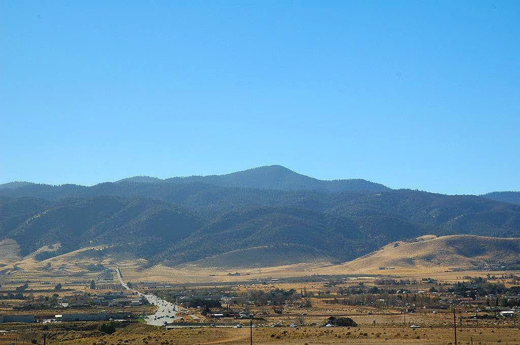 Tehachapi Mountain