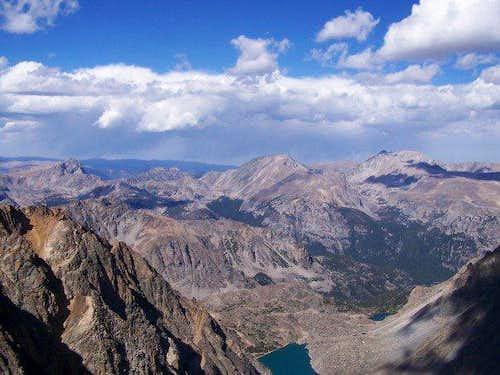 Granite Peak, MT via Avalanche Lake--- 12,799