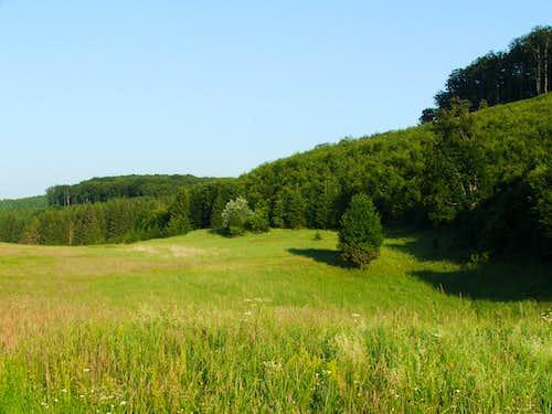 Bükk-uplands
