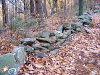 Stone Defenses of Dug Mountain
