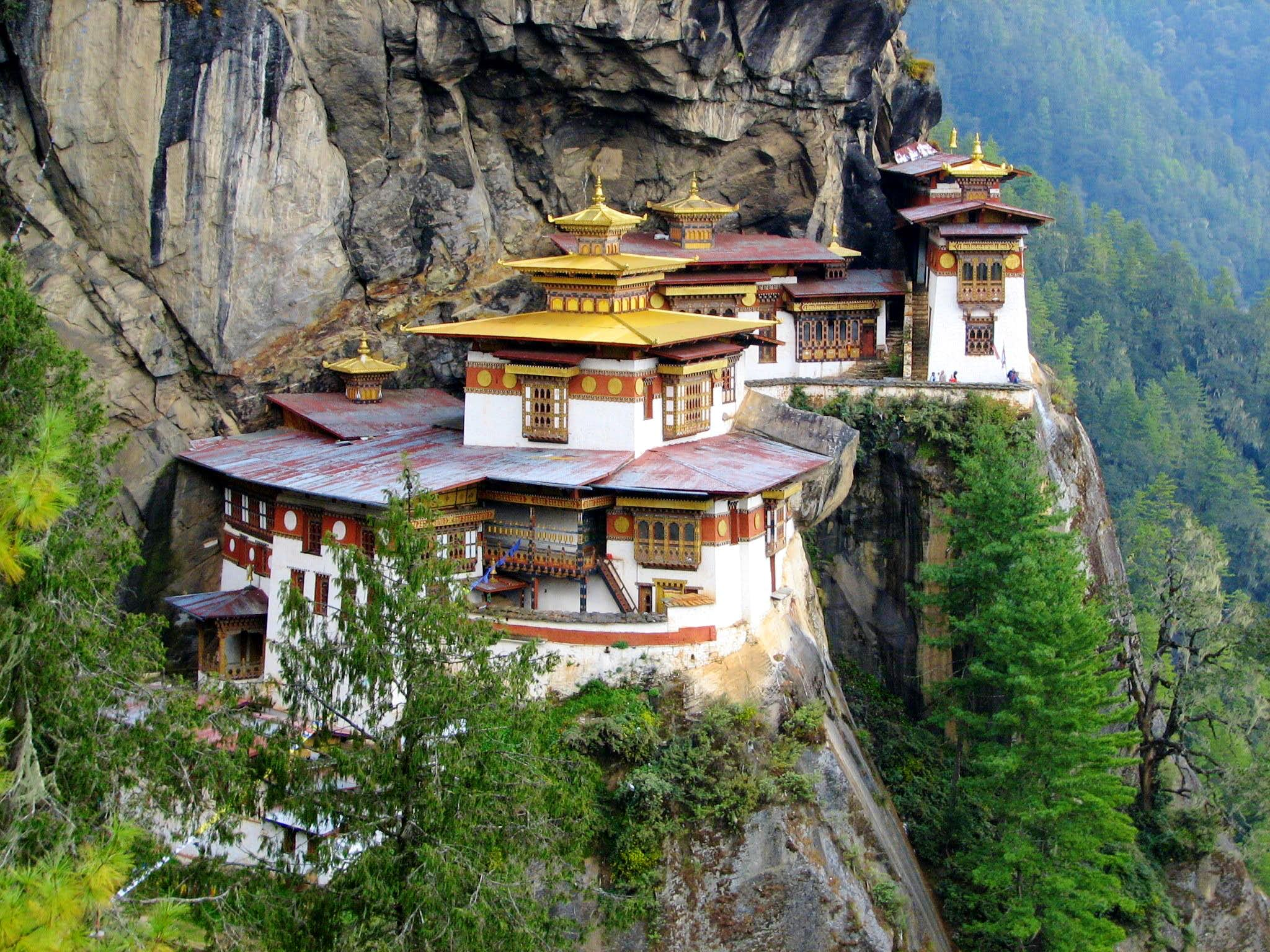 "Bhutan:  The last trekking season in the Himalayan ""Kingdom"""