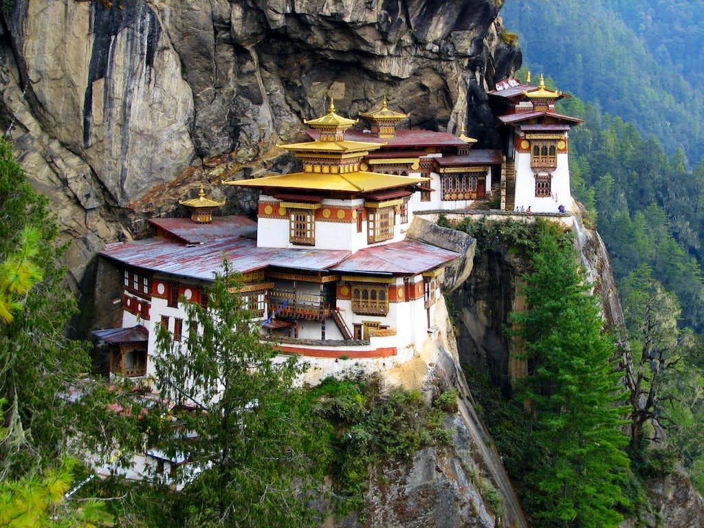 Kết quả hình ảnh cho tiger's nest monastery