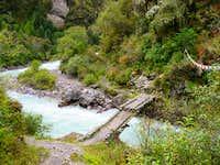 Bridge over Mo Chu