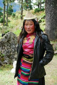 Laya young woman