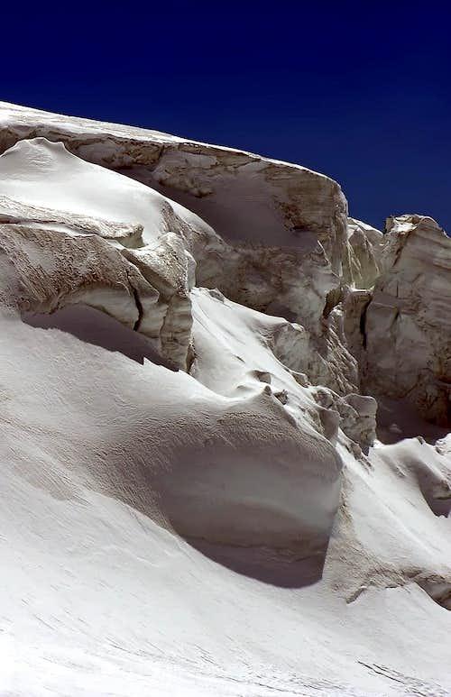 Ventina Glacier