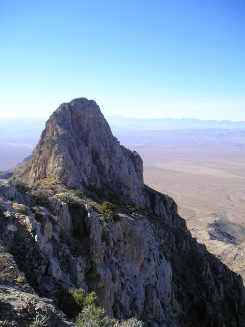 Moapa Summit Ridge