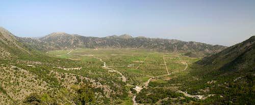 Omalos Plain