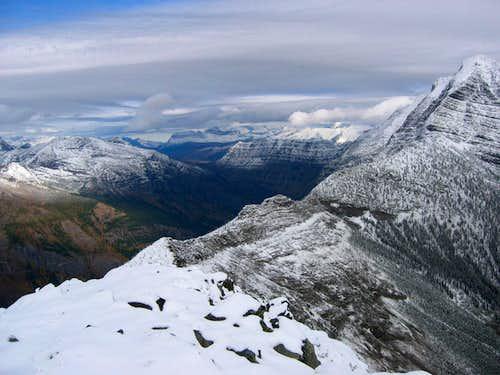 Ridge from Stanton to Vaught