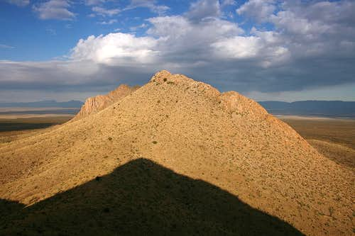 Point 5350A, Doña Ana Range