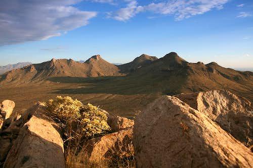 New Mexico 5k Peaks