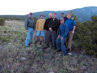 Mt. Blanca Crew
