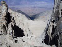 Mountaineer's Chute
