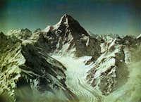 K2, the ruler of the Karakoram.