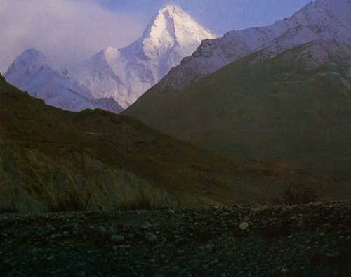 Approaching K2 from the...