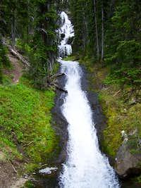 Apex Falls-Hyalite