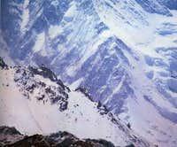 Lower Northwest ridge of K2,...