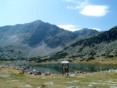 Ireček (2852 m) and Musala (2925 m)