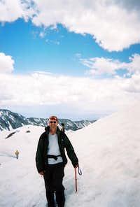 Mt. Blanca Approach