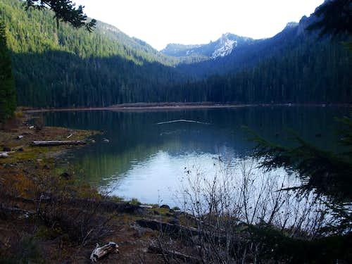 Fall trip to Pamelia Lake