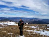 Below Mt. Walters