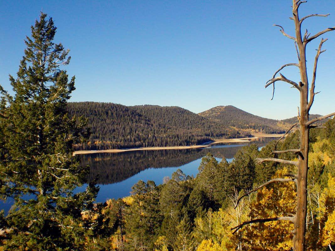 Navajo Lake - DNF : Photos, Diagrams & Topos : SummitPost