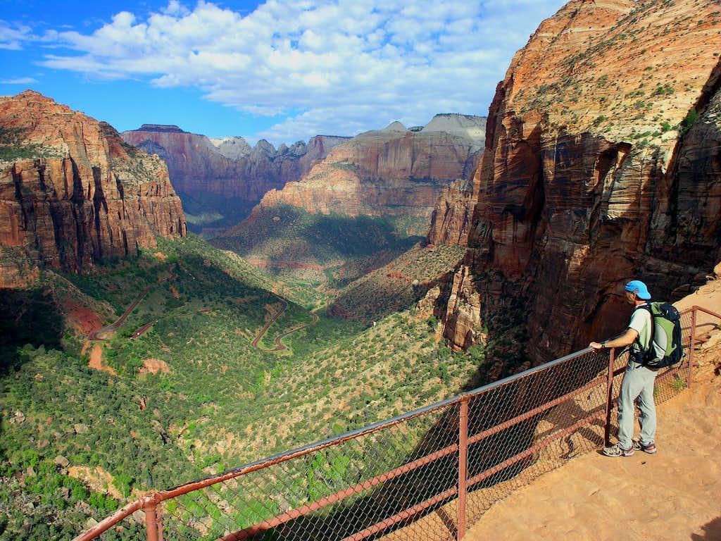 Canyon Overlook - ZNP