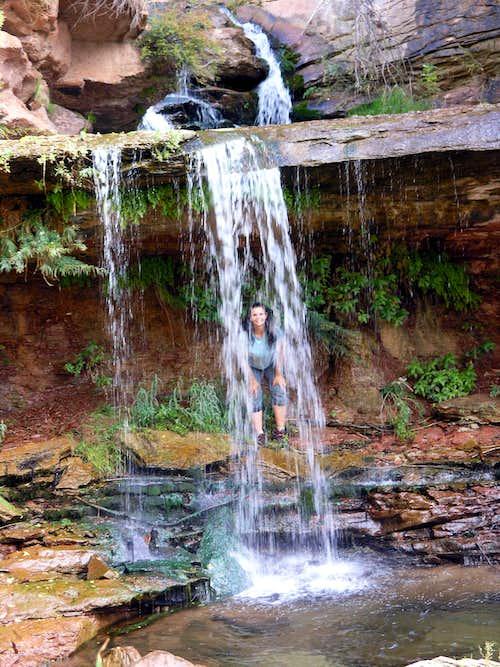 Double Falls - ZNP