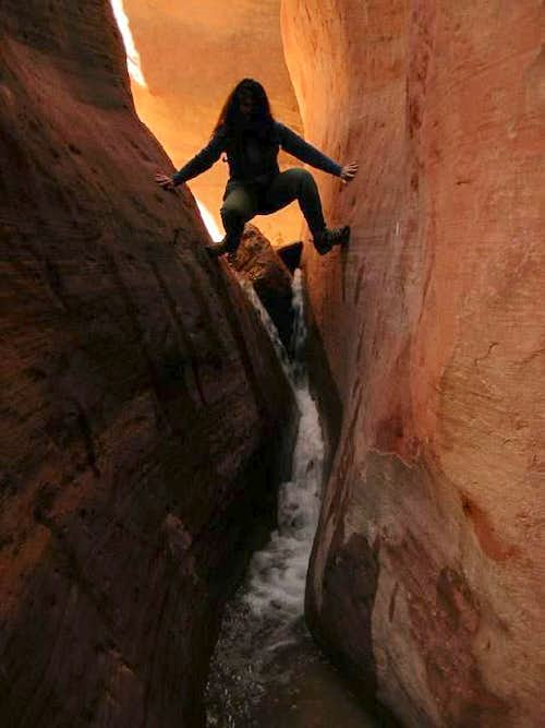 Red Hollow - East Zion