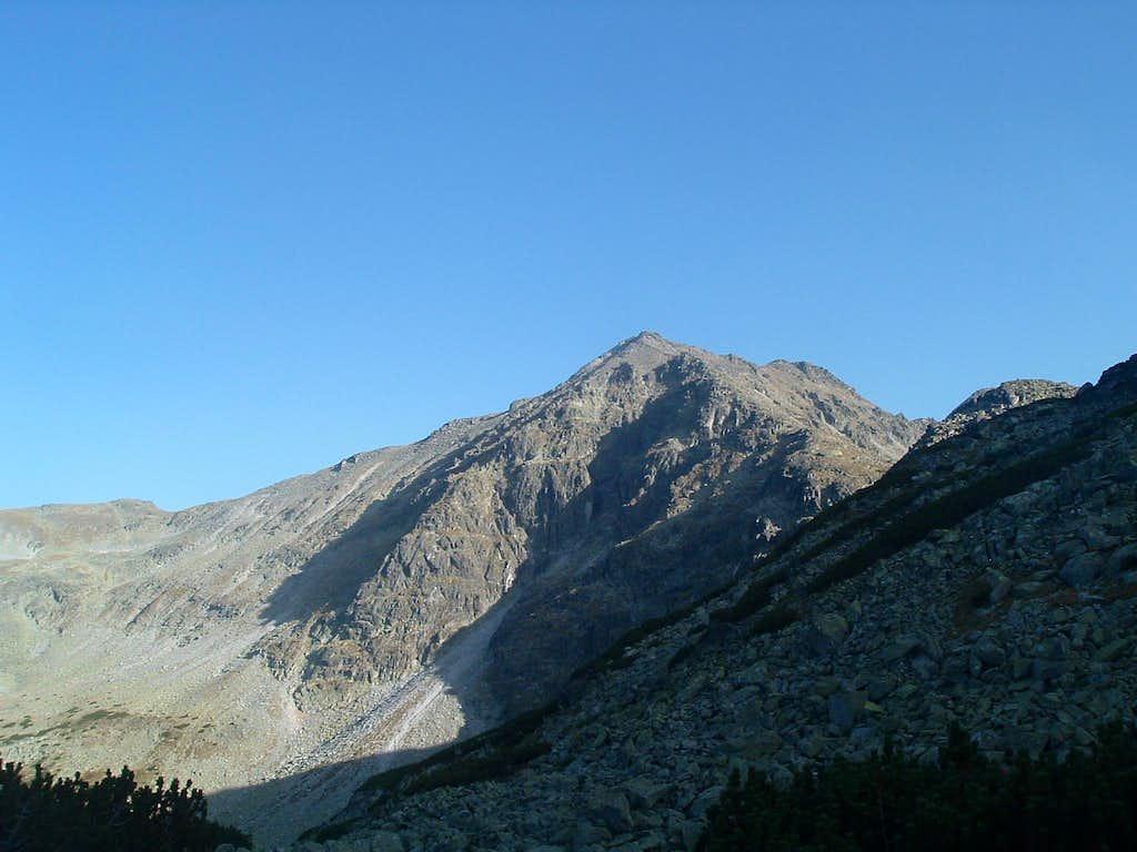 Ireček (2852 m)