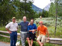 Grand Teton Crew