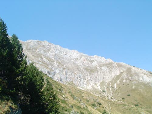Djamdjiev Ridge of Vihren